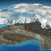 NIBIRANS  MAPPED, FROM SKY, ANTARCTIC LANDMASS THEY SAW: Validate Sumerian Data: Datum 10