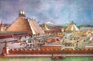 Tieotihuacan, Aztec Capital