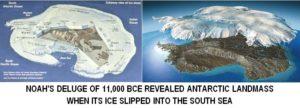 Antarctica collage captioned.