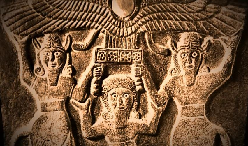 Tablet 4, Sitchin's Book of Enki youtube, article: NIBIRANS MINED & SETTLED EARTH by Sasha Lessin, Ph.D.