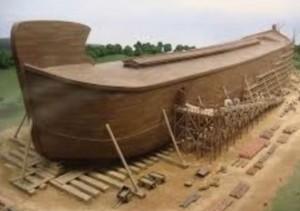 Noah's ark abuilding