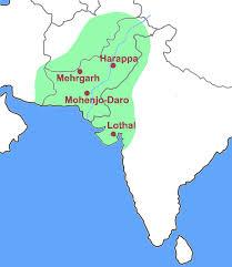 Inanna's Indian Fief: Indus Valley Civilization