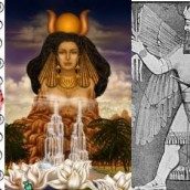 ANCIENT ANUNNAKI LOVE TRIANGLE STILL ENTANGLES US (youtube: Commander Enlil & Savant Enki Both Wanted Ninmah)