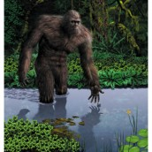 ET-ENGINEERED HYBRIDS DISPLACED NEANDERTHAL BIGFOOTS Pye youtube, Lessin article