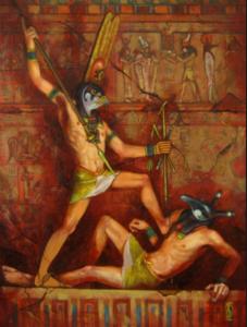 1. Horus & Seth