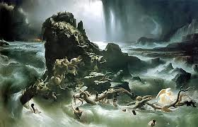Deluge, 13,000 years ago