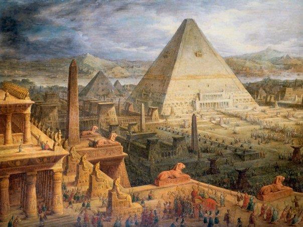 pyramidSphinxInAncientUse