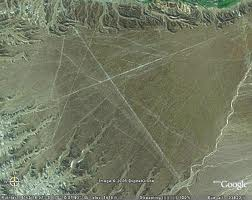 Nazca Takeoff Lines