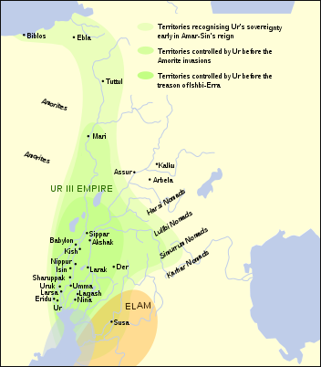 Ur map