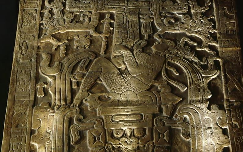 mayan astronaut - photo #4