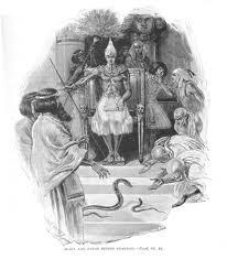 Moses &Pharaoh1