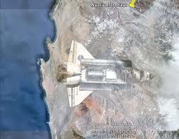 Nazca rocket