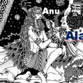 "Events on the Planet Nibiru Imprinted Earth: Alalu told Anu, ""WED OUR CHILDREN. I RULE. CIVIL WAR'S AVOIDED."" by Sasha Lessin, Ph.D."