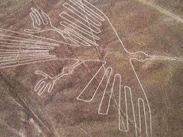 Bird geogyph, Nazca