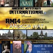 Angkor Wat ~ Tour March 22-30, 2014