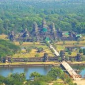 ANUNNAKI-TAUGHT KINGS BUILT ANGKOR WAT
