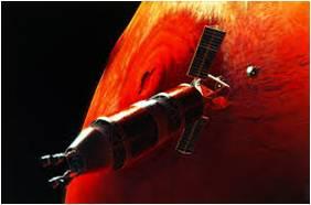 Mars approach