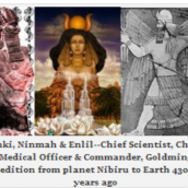 ANUNNAKI WHO'S WHO with illustrations from Anunnaki: Legacy of the Gods