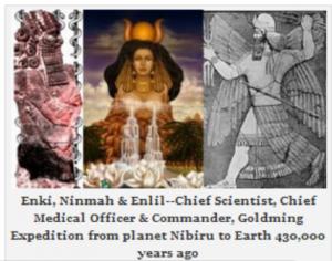 Ninmah Enki Enlil composite