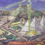 ETS RAN ANCIENT ENERGY GRID FROM EGYPT'S GREAT PYRAMID
