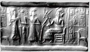 Anunnaki gave our ancestors plows