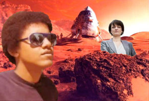 Obama and Dugan on Mars