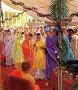 Alexanders men marry Persian noblewomen1