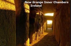 New Grange Inner chambers