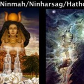 ANUNNAKI COMMANDER ENLIL VS CHIEF SCIENTIST ENKI FOR CHIEF MEDICAL OFFICER NINMAH