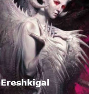 ERESHKIGAL KILLED SISTER  INANNA TO STOP HUSBAND NERGAL & INANNA BREEDING AN HEIR TO SLAIN DUMUZI