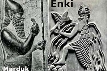 enki and enlil god satan relationship